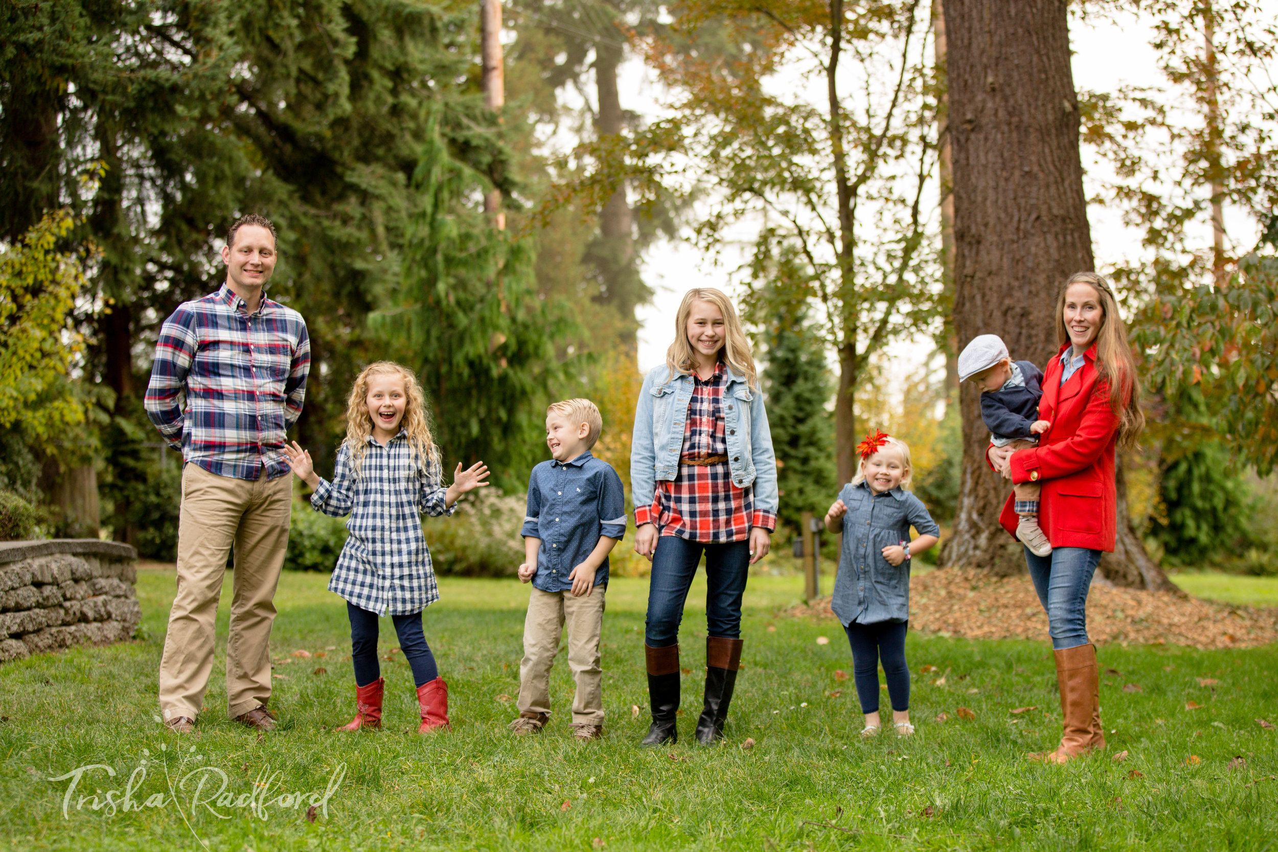 Everett Family Photographer