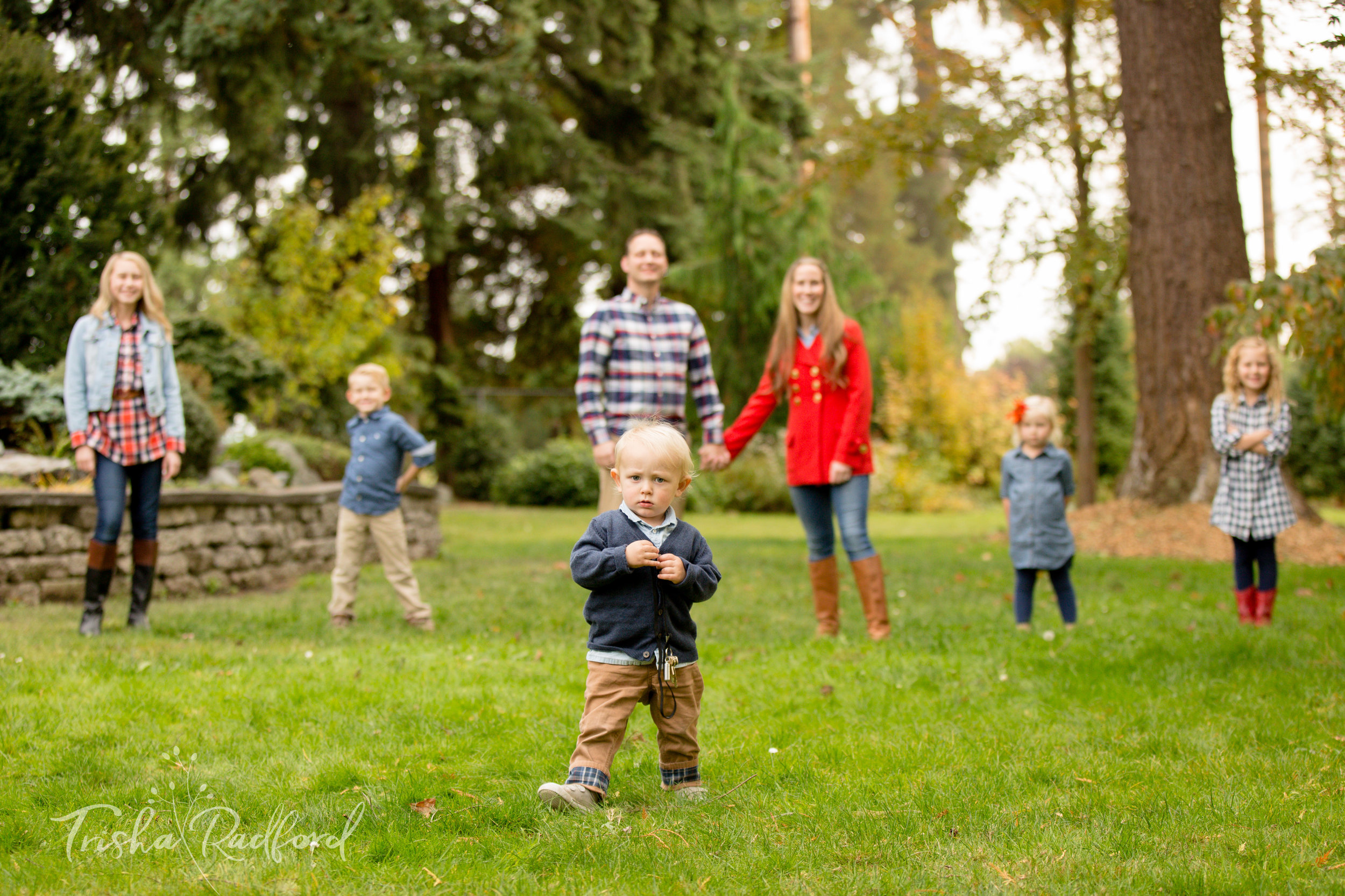 Family Photographer Everett WA