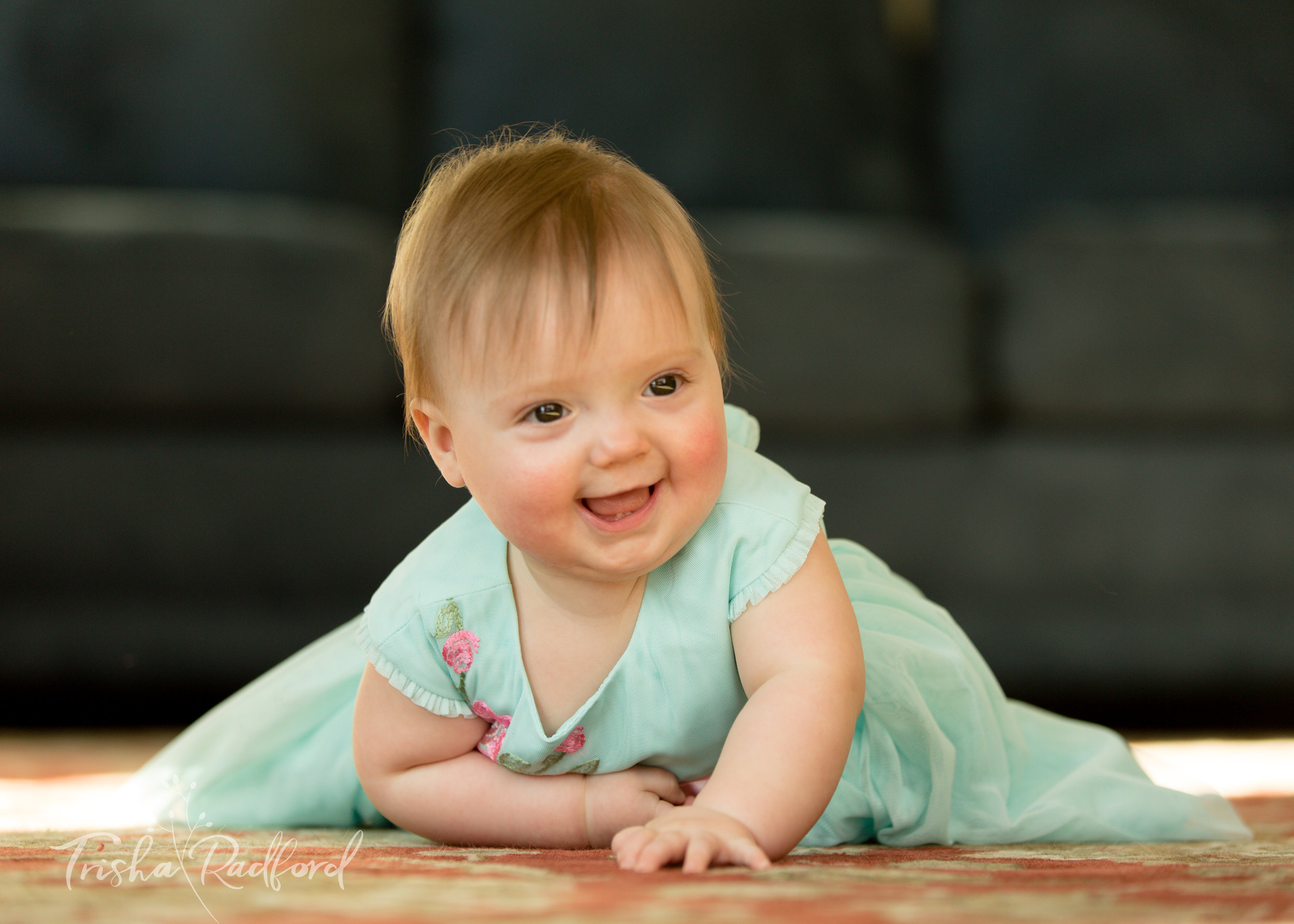 Baby girl, Lake Stevens Family Photography