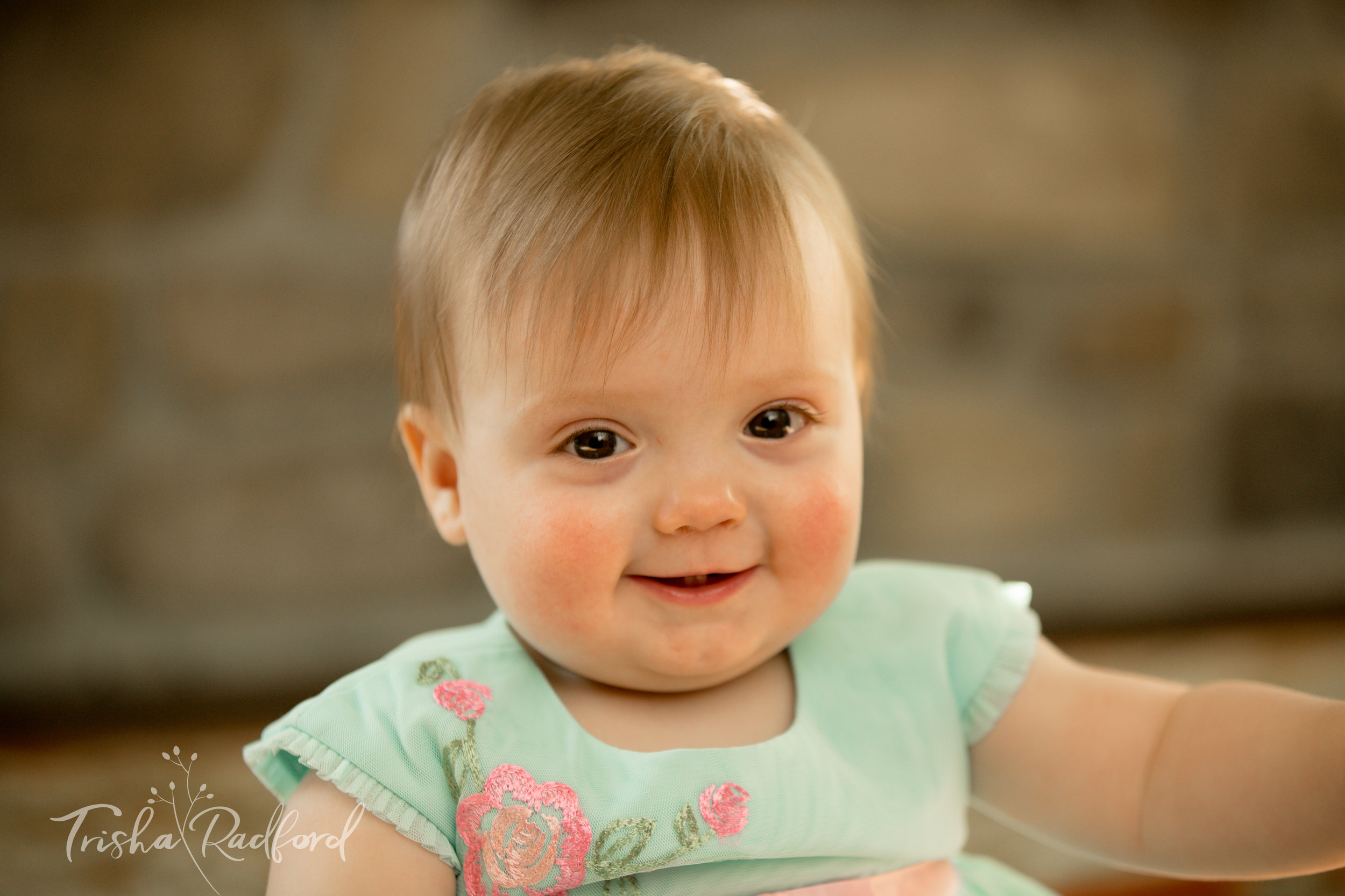 Baby girl, Lake Stevens Family Photographer