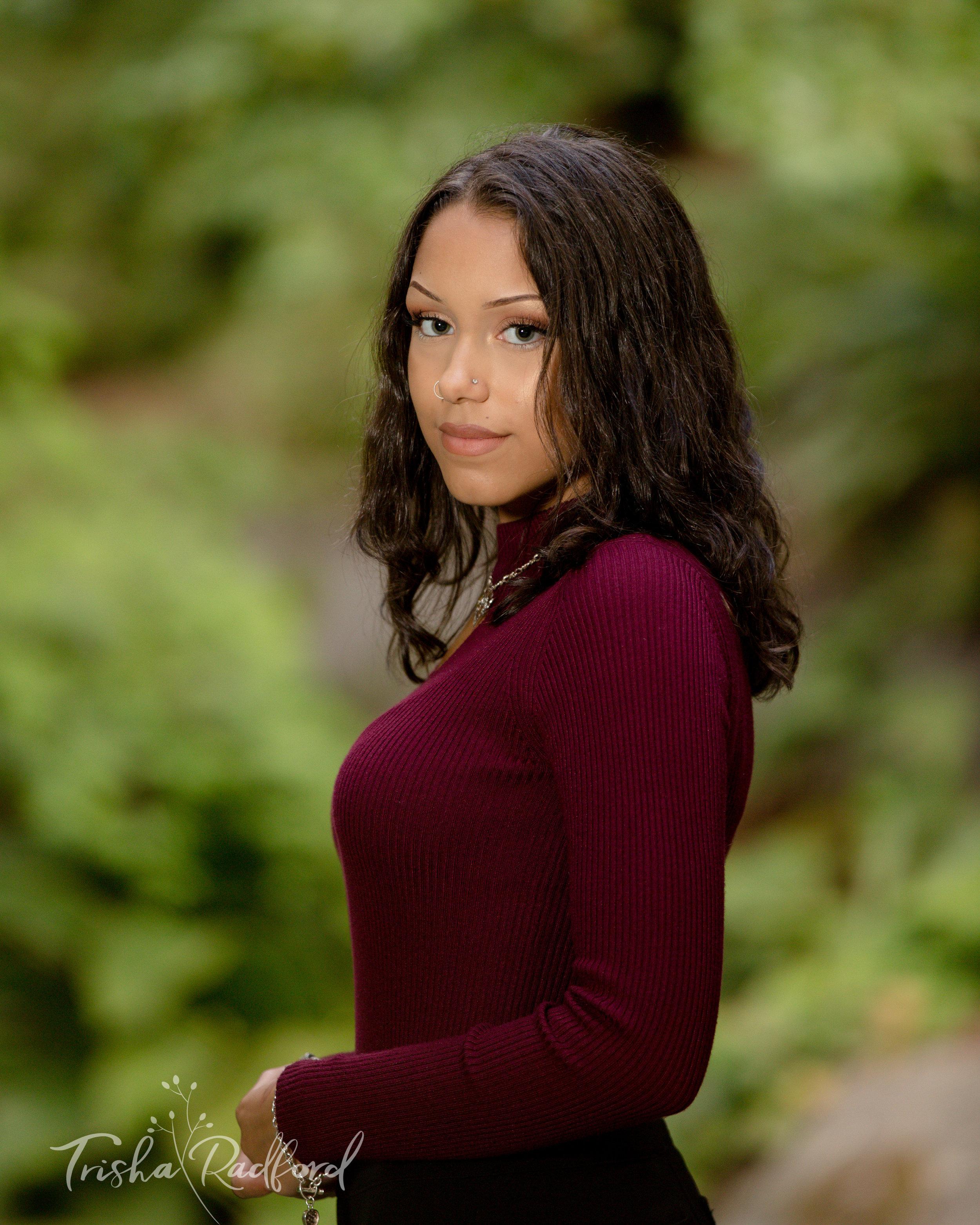 Senior Portrait Photographer Snohomish County WA