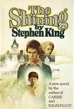 First edition cover Author:  Stephen King