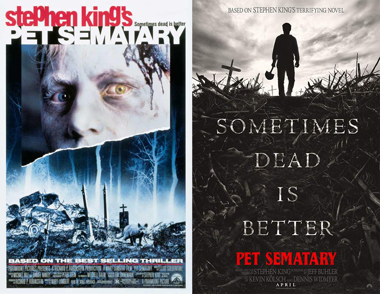 Left: 1989 Poster; Right: 2019 Teaser Poster