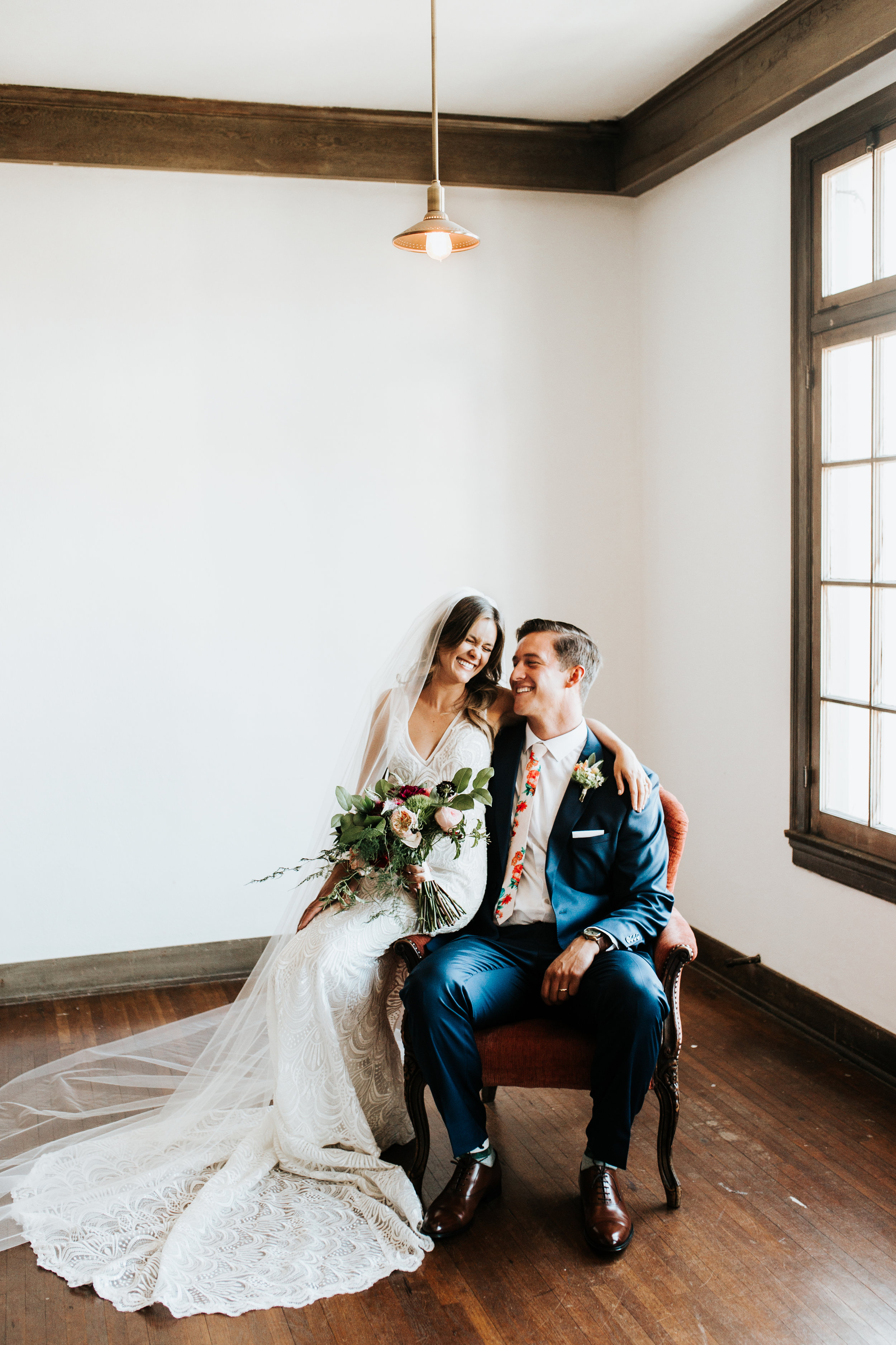 Nicole and Max - The Ebell, Long Beach CA