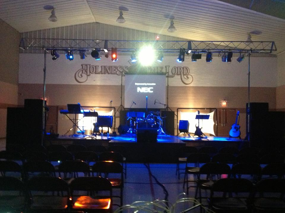 BNC Concert Set Up 2012.jpg