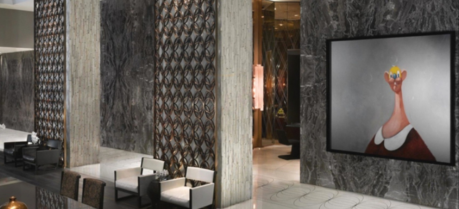 George condo lobby from Liz.jpg