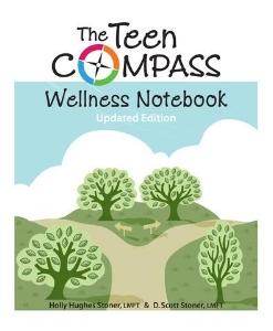 Teen Compass Wellness Notebook