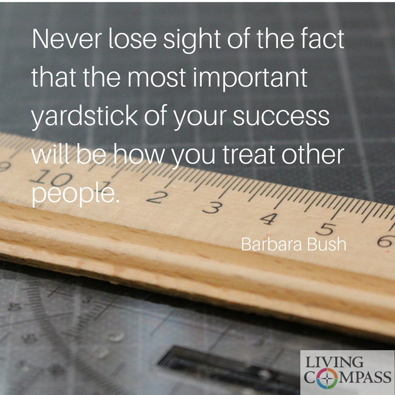 The Yardstick of Success