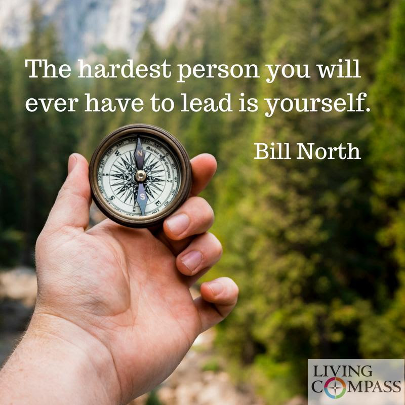 The Hardest Person You Will Ever Lead Is Yourself