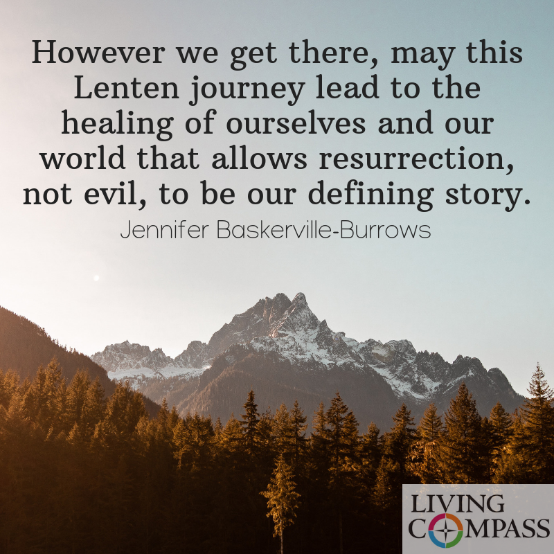 Living Well Though Lent - Living Compass