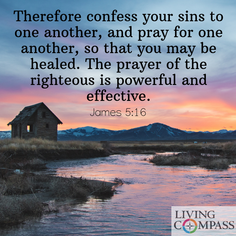 Living Well Through Lent - Living Compass