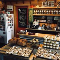 Tasty treats are made fresh from scratch at By the Roadside Gallery & Cafe.
