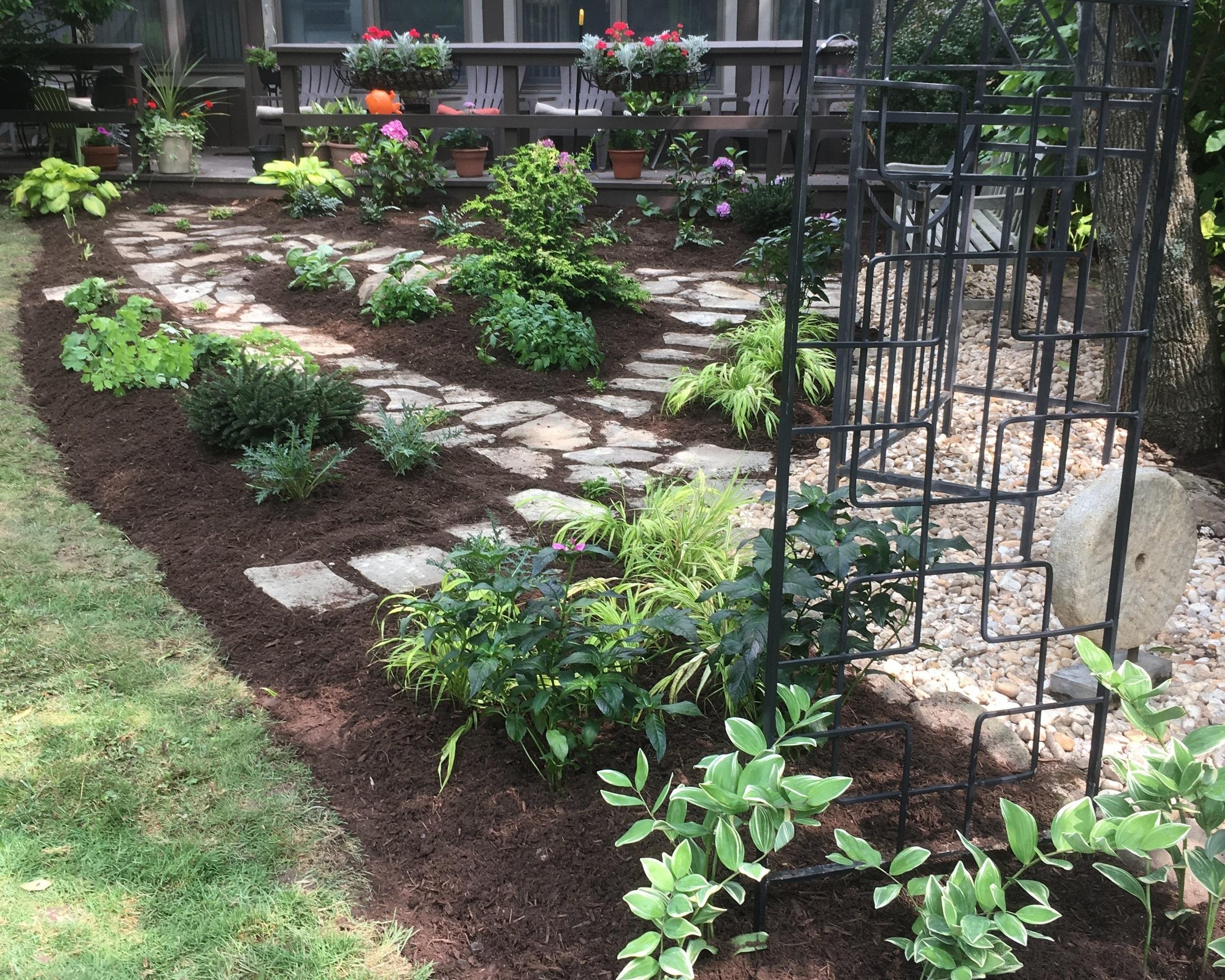 Garden Revitalization -