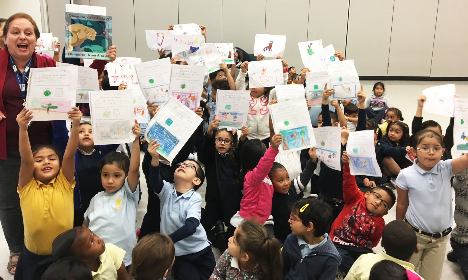 author visits for children lulu delacre