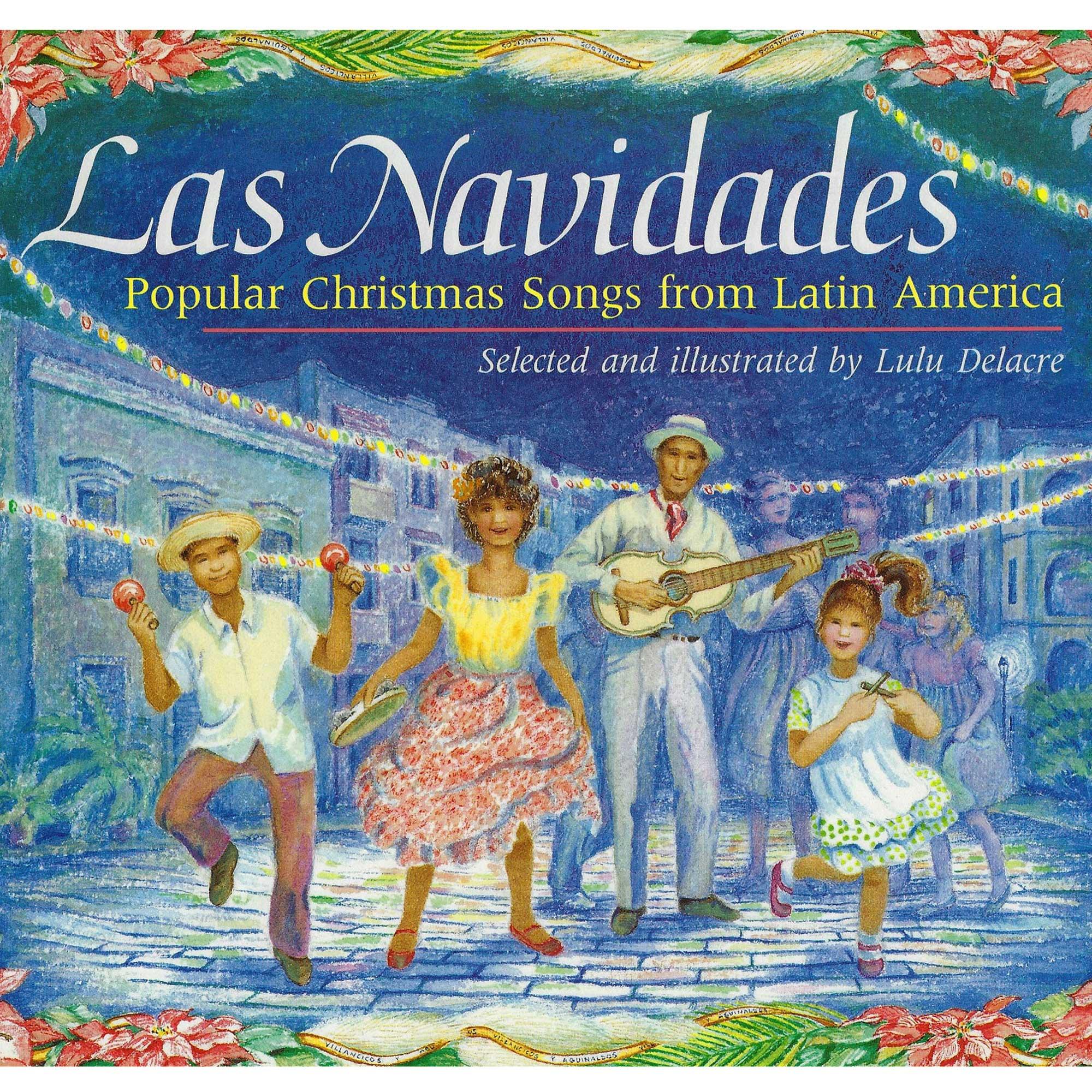 las navidades childrens book