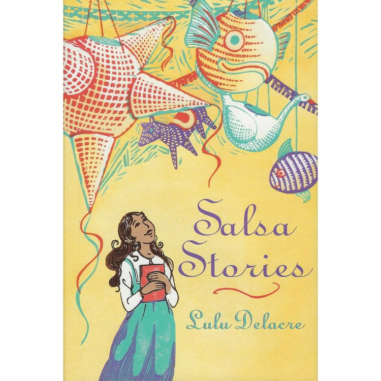 salsa stories by lulu delacre