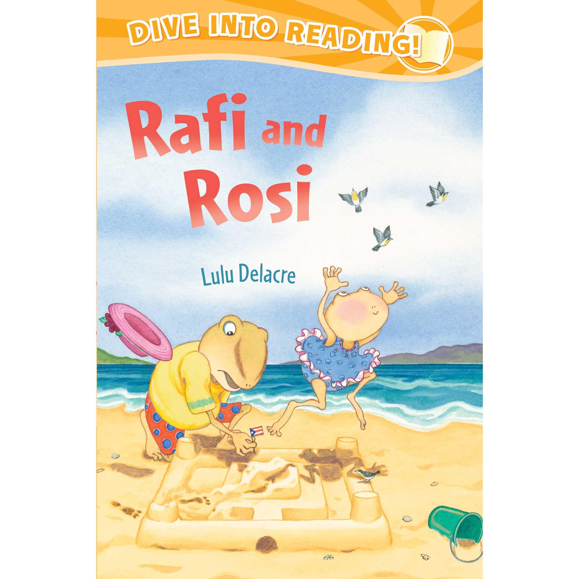 rafi y rosie childrens book by lulu delacre