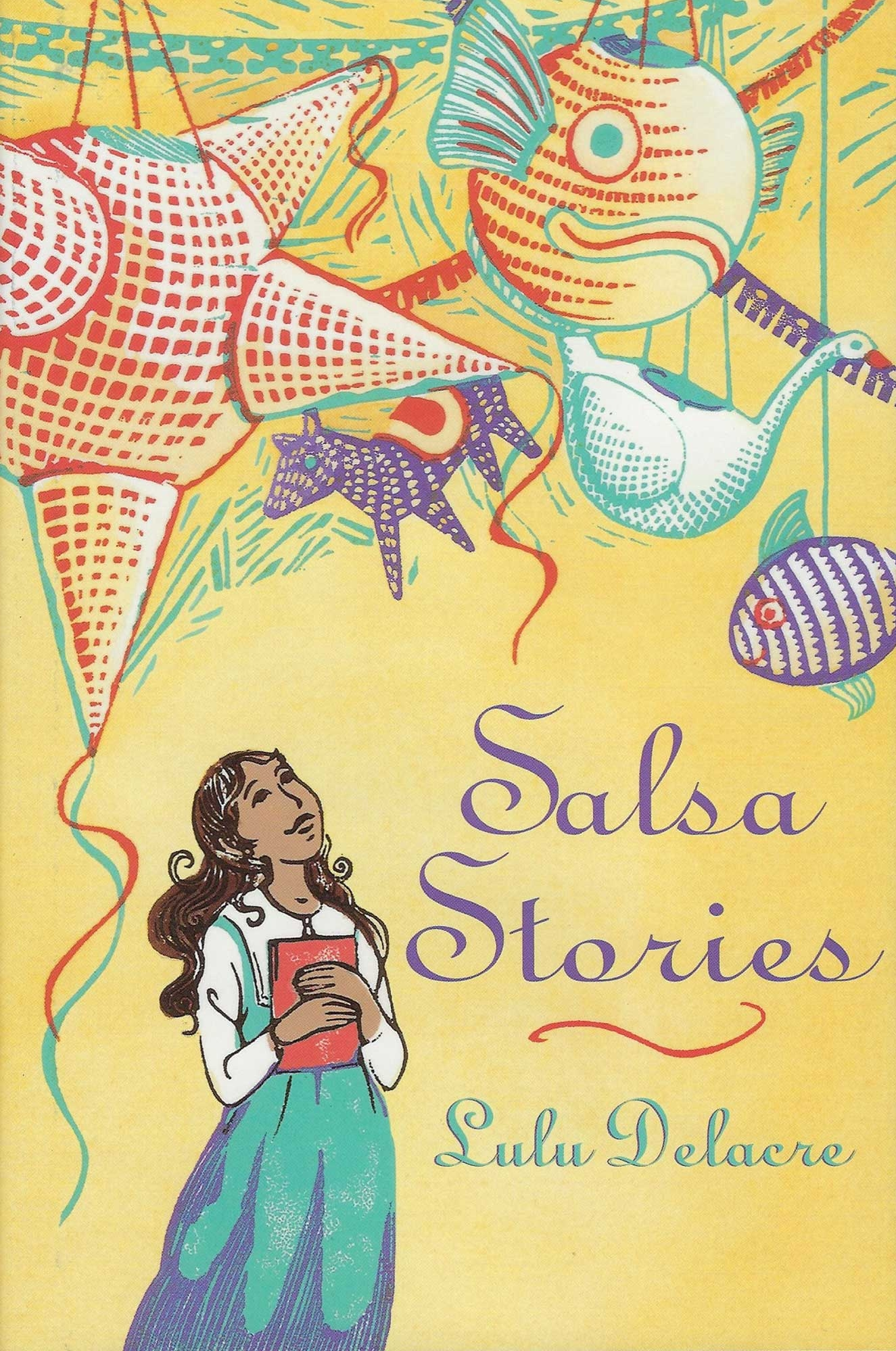 salsa stories childrens book lulu delacre