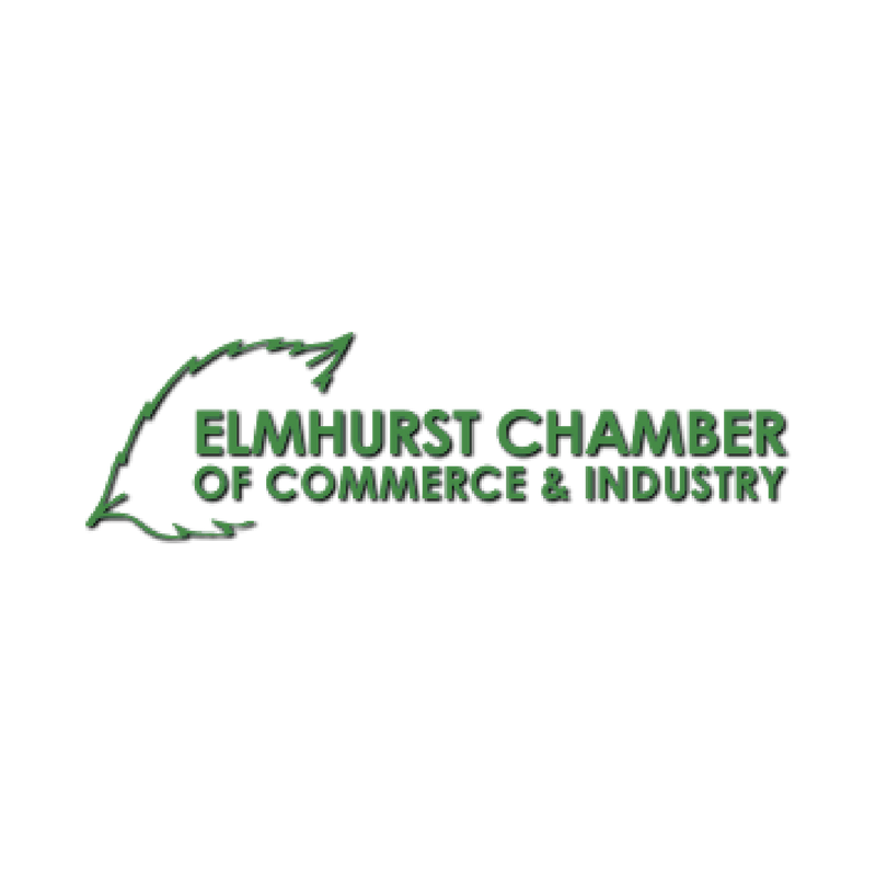 Feze Roofing is members with the Elmhurst Chamber of Commerce.png
