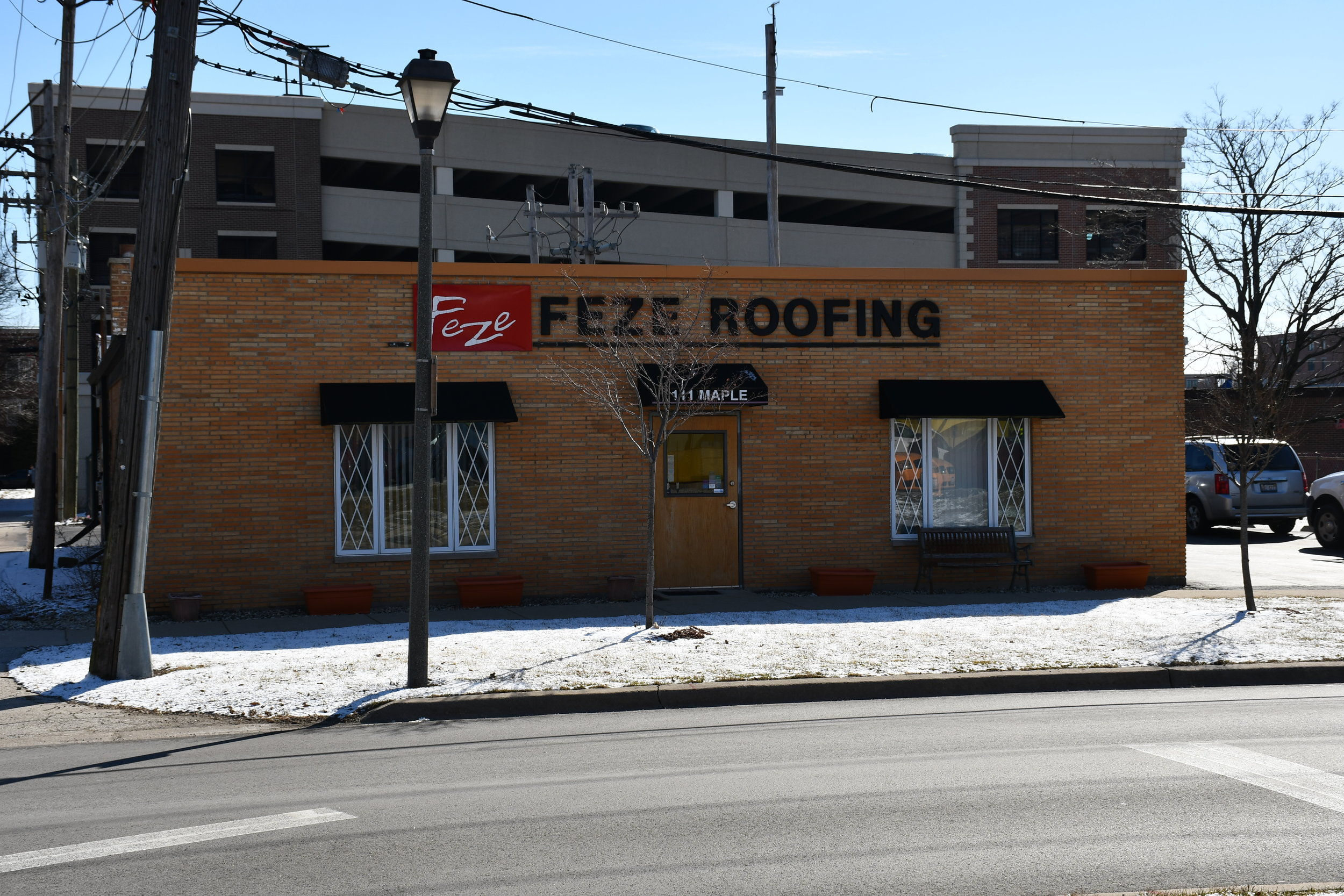 Feze Roofing - Mailing Address