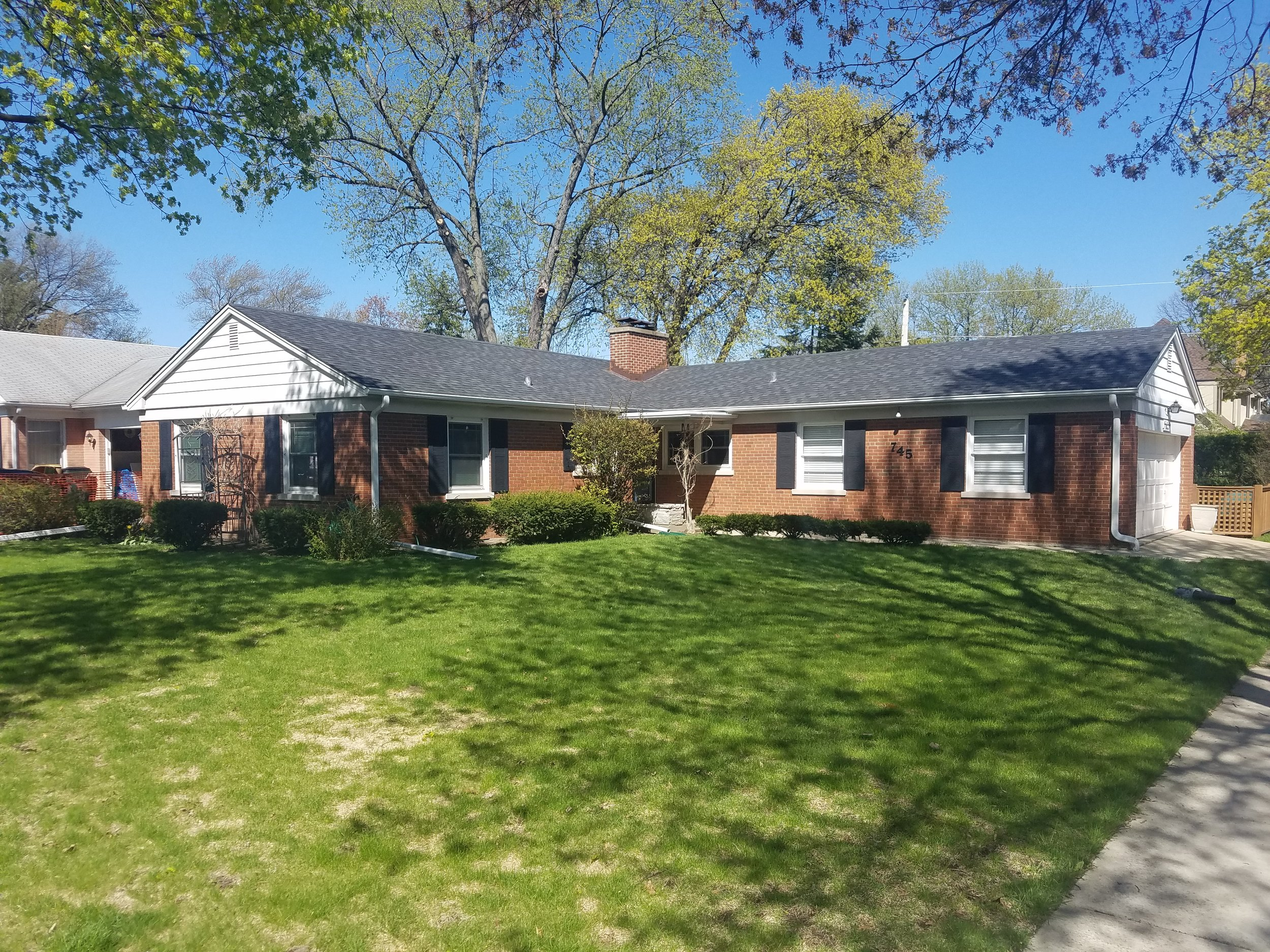 Feze Roofing - After Photo - Project Location: Arlington Heights, IL