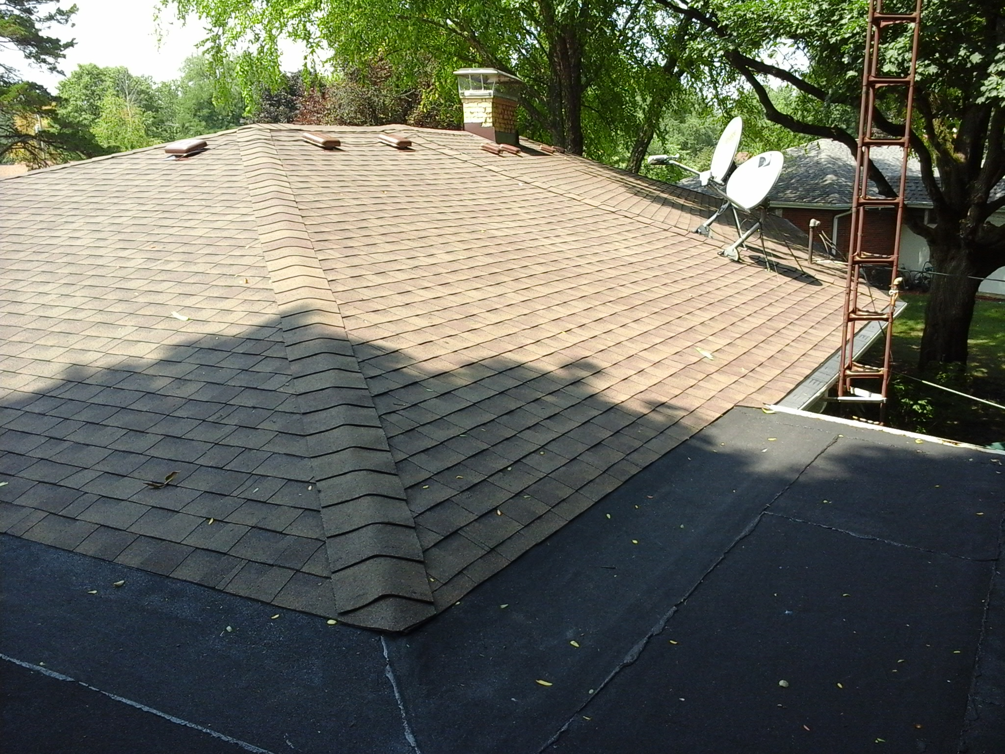 Feze Roofing - Before Photo - Project Location: Aurora, IL