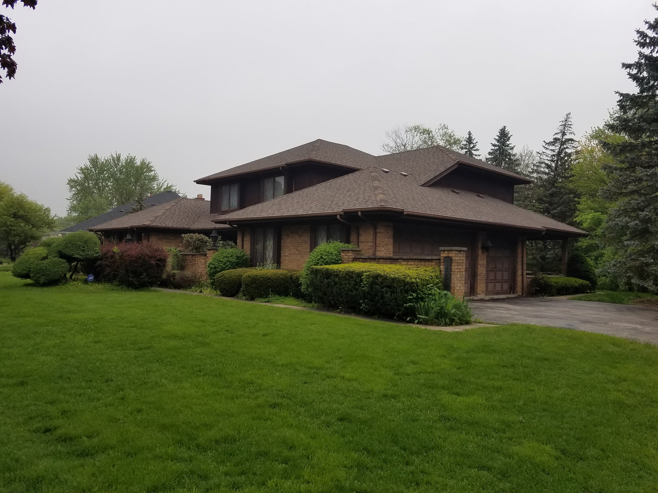 Feze Roofing - After Photo - Project Location: Burr Ridge, IL