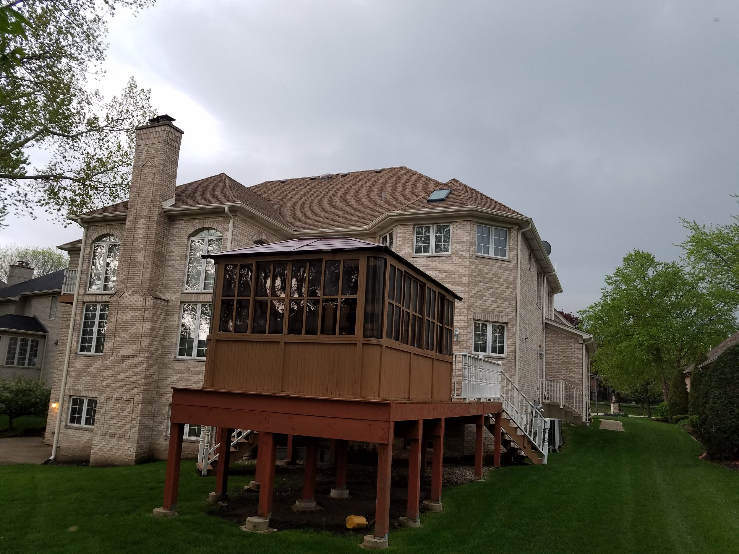 Feze Roofing - After Photo - Project Location: Schaumburg, IL