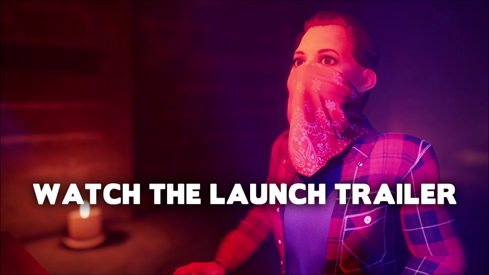 See our Launch Trailer on YouTube