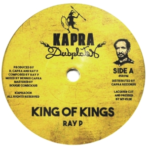 Ray P - King of Kings