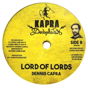 Dennis Capra - Lord of Lords