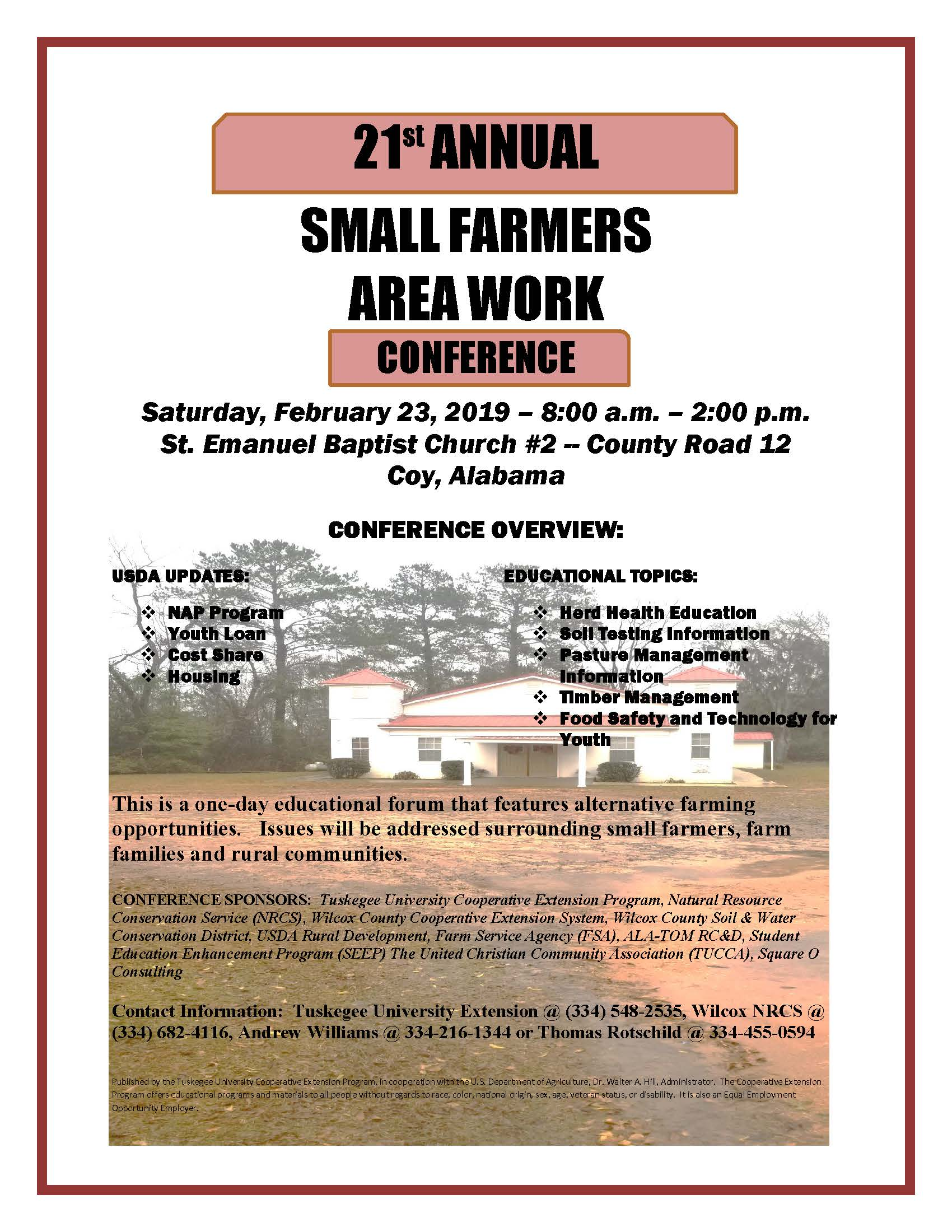 Small Farmers Work Conference 2019 flyer (1).jpg