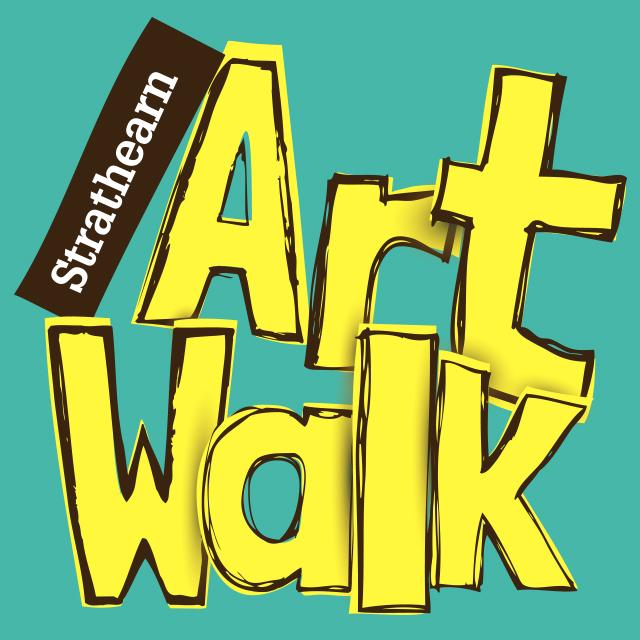 STRATHEARN ART WALK   September 7 2019