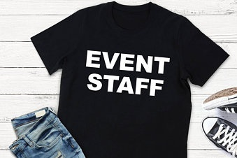 EVENT STAFF RECRUITING & TRAINING -