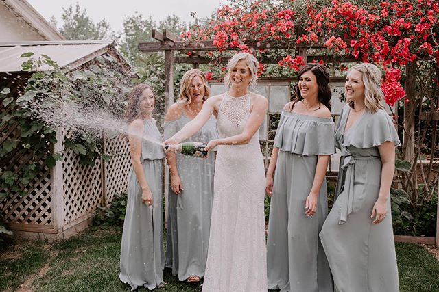 Champagne pops with your bridesmaids will always be my favorite! 😍🍾 ❤️ • • • • #weddingchicks #junebugweddings #theknot #stylemepretty #greenweddingshoes #socalweddingphotographer #ocweddingphotographer #orangecountyweddingphotographer #temeculaweddingphotographer #sandiegoweddings #sandiegoweddingphotographer #lagunabeachweddingphotographer #soloverly #stylemepretty #wanderingweddings #weddinglegends #elopementphotographer #elopement #pnwphotographer #pnwweddingphotographer #pnwelopementphotographer