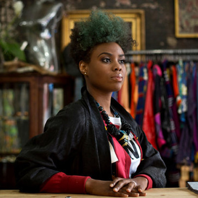 Madame Noire: From The Sidelines To The Streets: Khalilah Williams-Webb Brings Vintage Style To Brooklyn