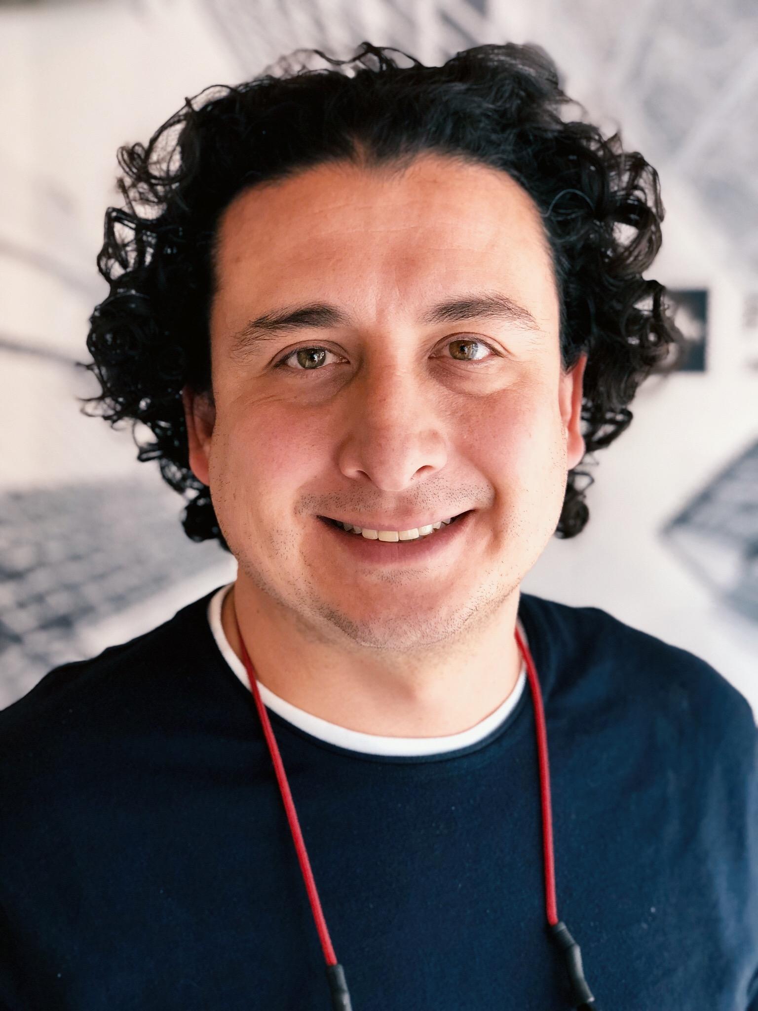 PABLO MERCADO - _Director