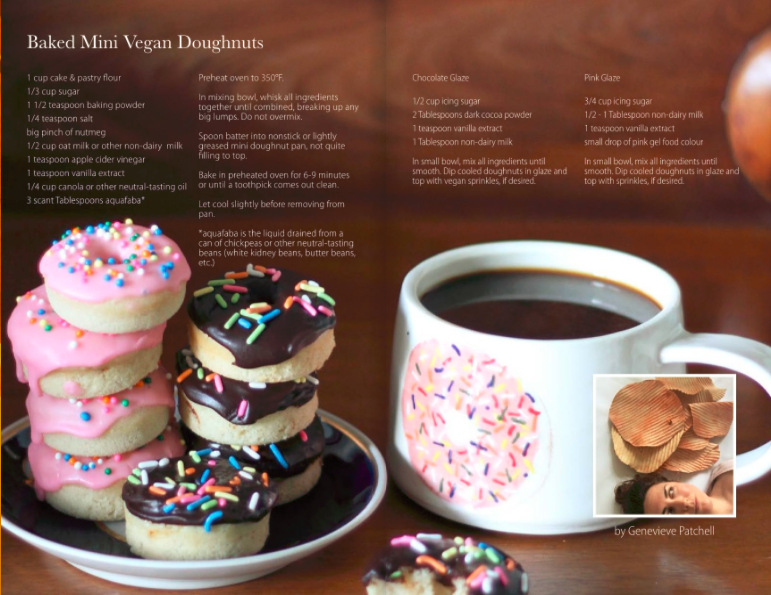 photography, recipe, and doughnut mug by vieves. 2017