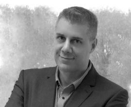 John Grima, LYNQ's Director of Sales and Marketing