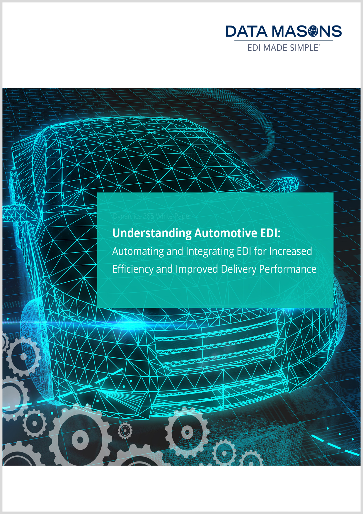 DATA MASON'S AUTOMOTIVE EDI -