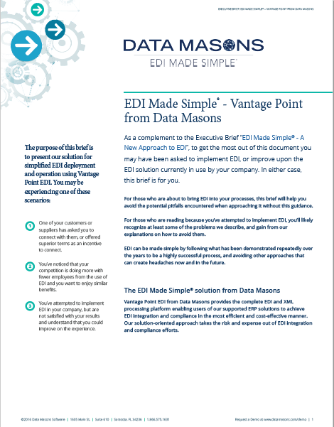 vantage point from data masons -
