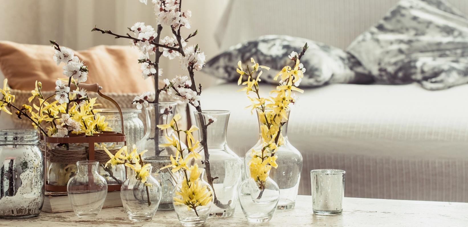 Skin Needling decorative table