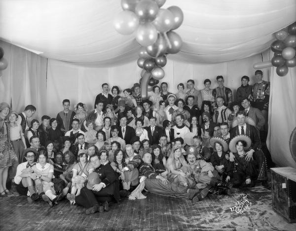 1929 Psi Party