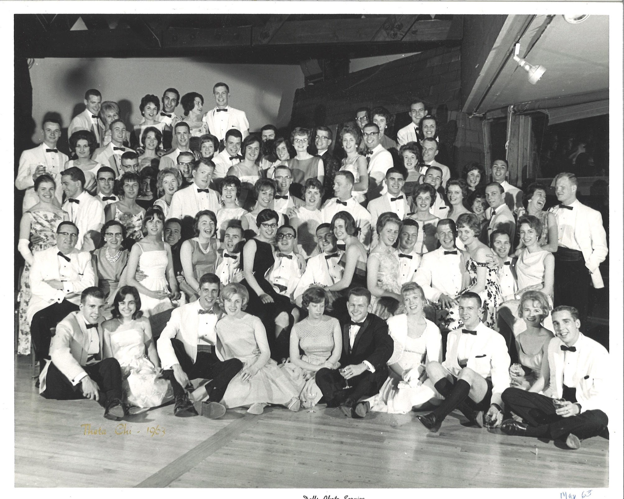 1963 Spring Formal