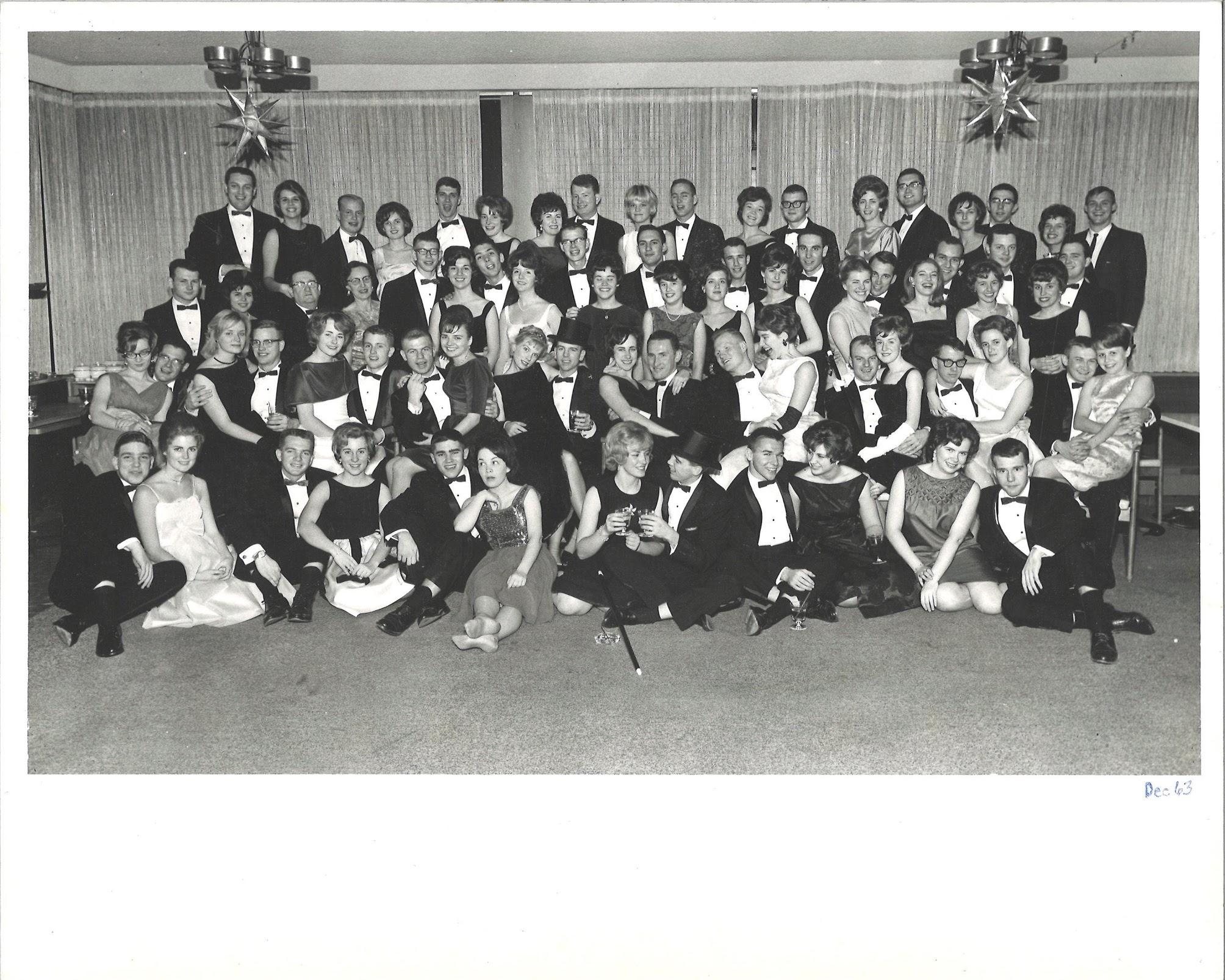 1963 Winter Formal