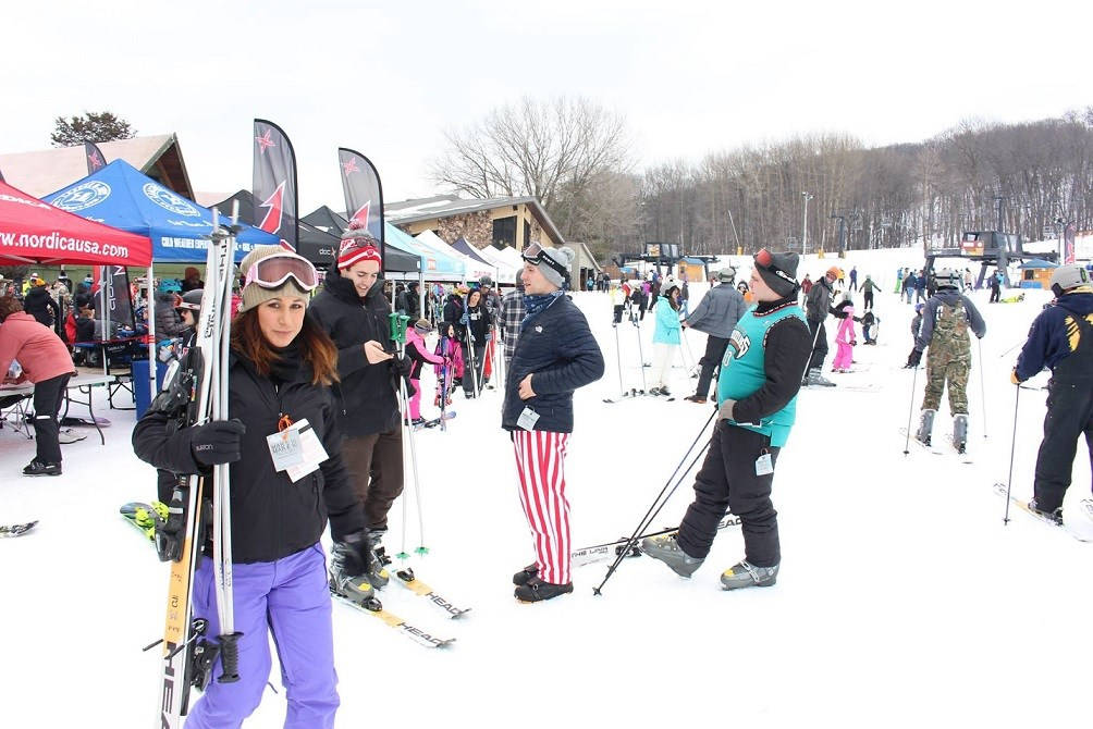 2016 Ski for Cancer