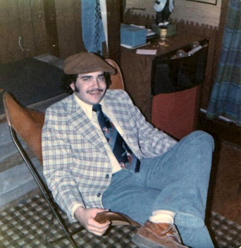 1974 Howie Longin