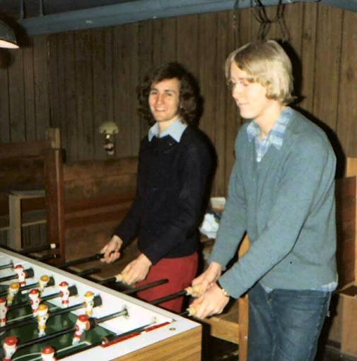 1975 Foosball, Nate Ehrlich & Paul Speerschneider