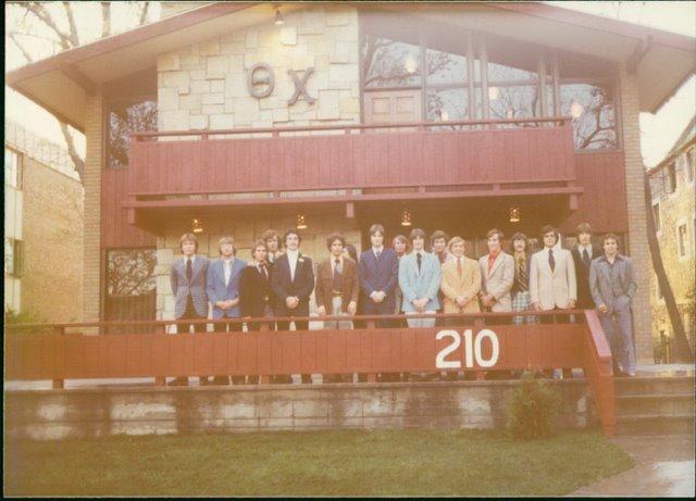 1976 Spring Pledge Class
