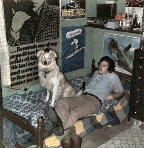 1975 Tim McMahon & Elliot